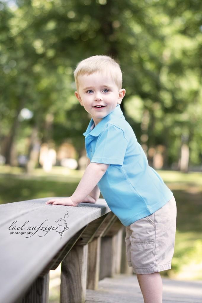 Cute little dude!