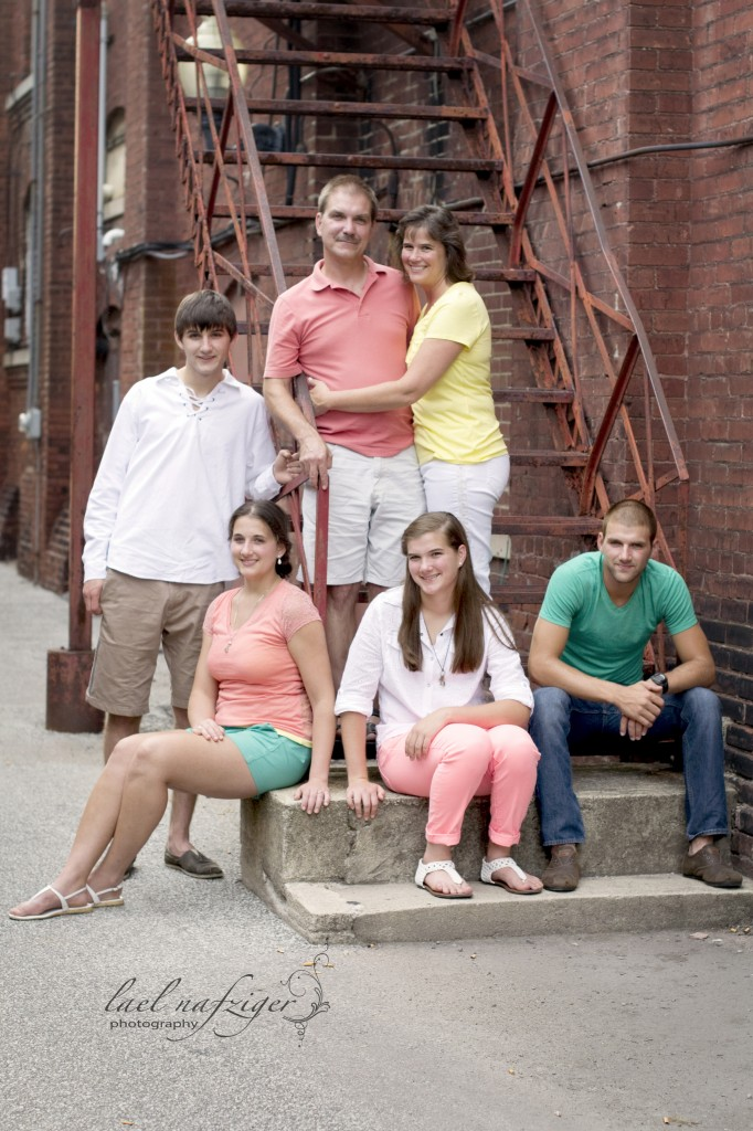 The Chupp family