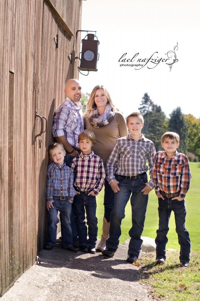 Kaehr Family