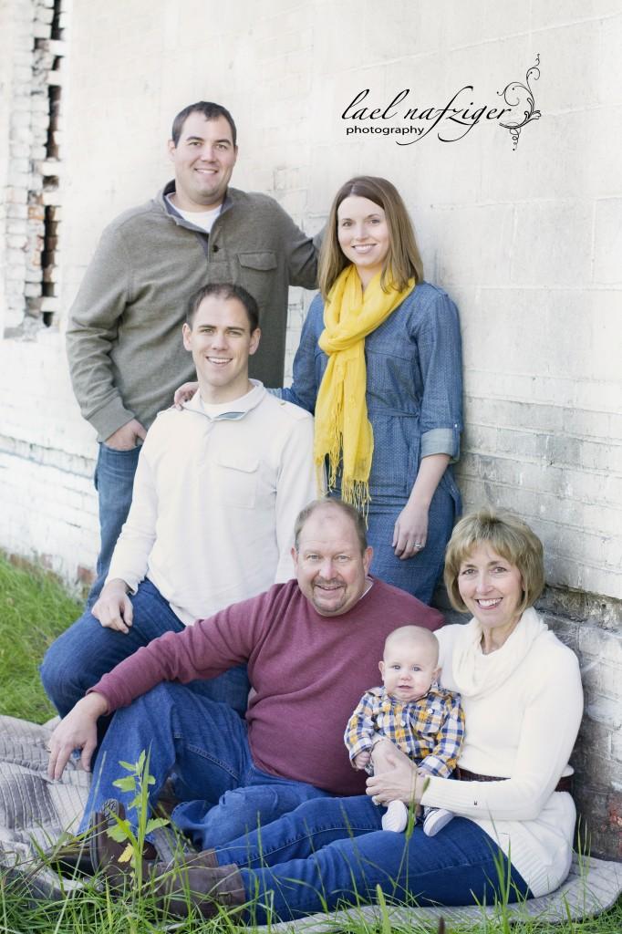 Vanhoeke Family